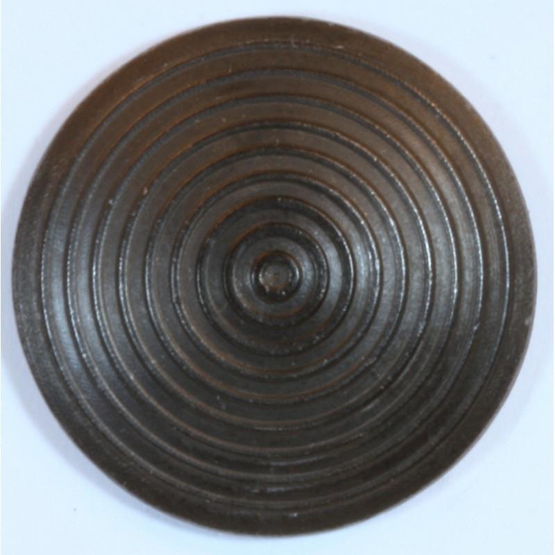 Punto de metal rugoso para incrustar