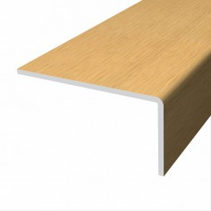 R-028 Metallic angle 40x20 mm