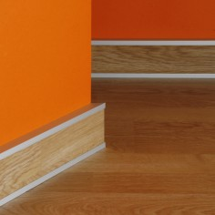 R-830-8 Aluminium skirting...