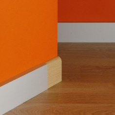 R-840-0 Aluminium skirting...