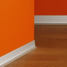 R-734-0 Aluminium skirting...