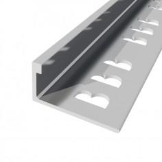 M-342 Alumínio direito 10 mm